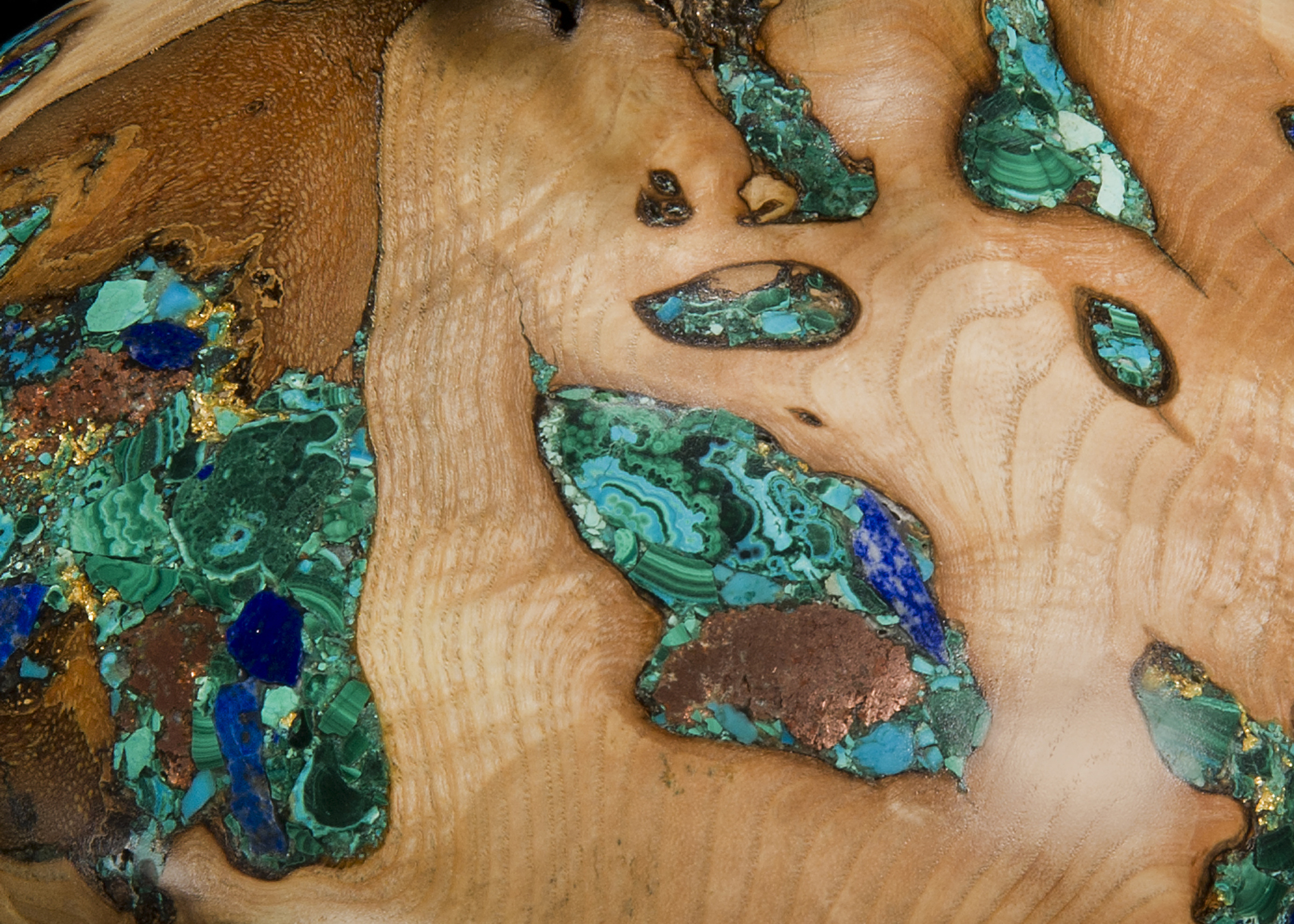 EARTHLY TREASURES NO 29 close up
